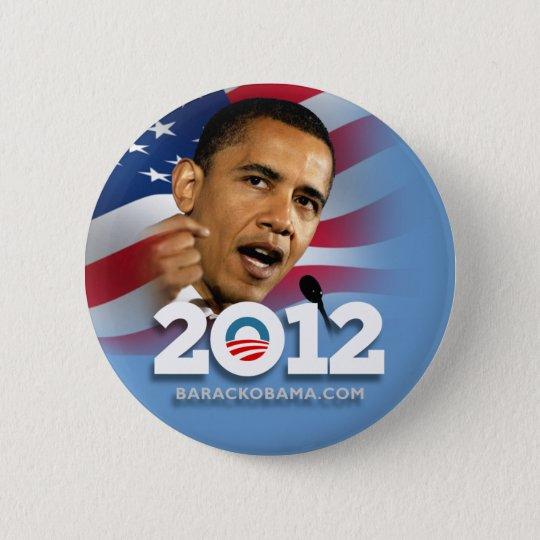 Obama Biden 2012 Pinback Button