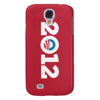Obama / Biden 2012 (Red) Galaxy S4 Covers