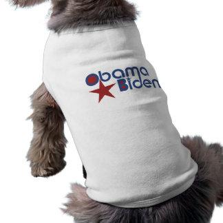 Obama Biden 2012 Camiseta De Mascota