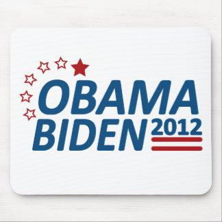 Obama Biden 2012 Stars Mouse Pad