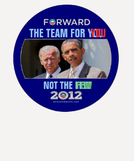 Obama Biden 2012 :The Team for YOU T Shirt