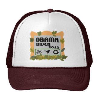 Obama Biden 2012 Trucker Hat