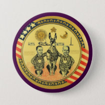 Obama Biden 2012 Washington, D.C. Pinback Button
