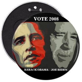obama biden art copy , BARACK OBAMA    JOE BIDE... Button