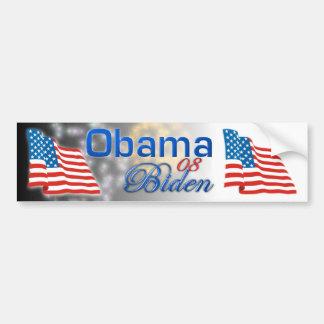 obama biden bumper stickers