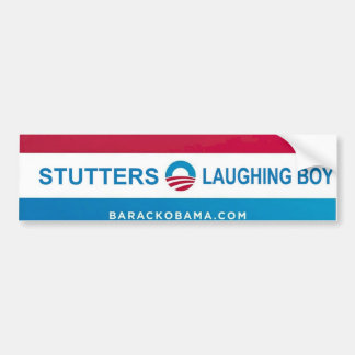 Obama Biden bumper stickers for Romney supporters