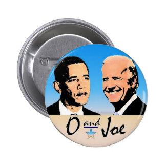 Obama/Biden Button