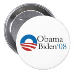 Obama Biden Button