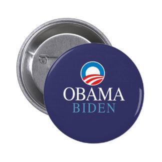 Obama Biden 2 Inch Round Button