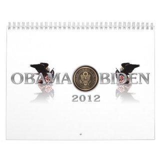 Obama Biden Calendar