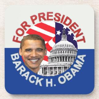 Obama Biden Beverage Coaster
