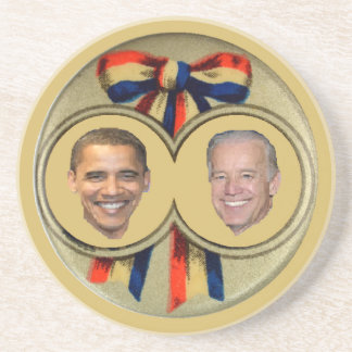 Obama Biden Drink Coaster