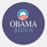 Obama Biden Etiquetas
