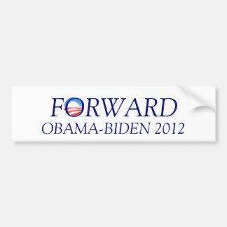 Obama Biden Forward Bumper Sticker