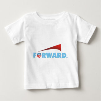 obama biden forward slogan baby T-Shirt
