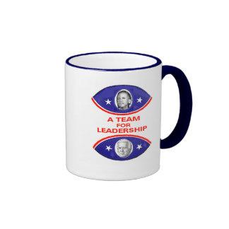 Obama Biden LEADERSHIP Mug