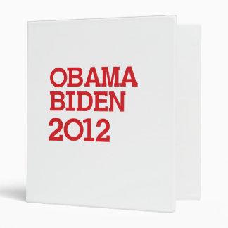 OBAMA BIDEN LEFT GRAPHIC -.png Vinyl Binder