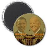Obama / Biden Magnet Refrigerator Magnet