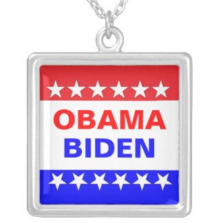 Obama-Biden Custom Jewelry
