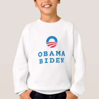 "Obama Biden ""O"" Logo Vertical (Color) Sweatshirt"