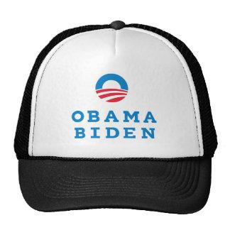 """Obama Biden """"O"""" Logo Vertical (Color) Trucker Hat"""