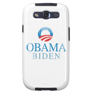 Obama BIden O Vintage.png azul Samsung Galaxy S3 Protector