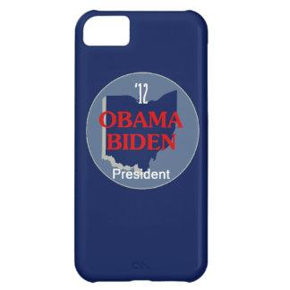 Obama Biden OHIO Funda Para iPhone 5C