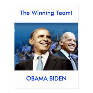 Obama Biden Postal