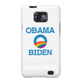 Obama Biden Pride Galaxy S2 Cases