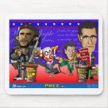Obama Biden Romney Ryan Tapete De Raton
