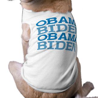 Obama Biden Camisa De Perro