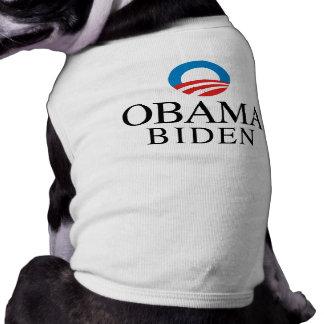 Obama/Biden Camisetas Mascota