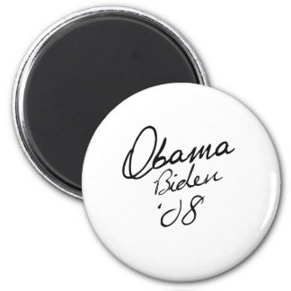 Obama Biden Signature Magnets
