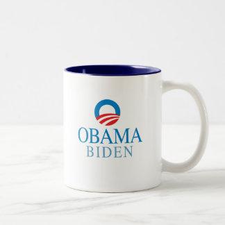 Obama Biden Taza Dos Tonos