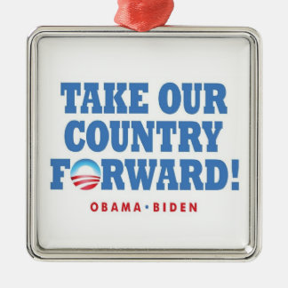 Obama-Biden TOCF - Ornament