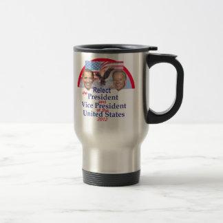 Obama Biden Travel Mug