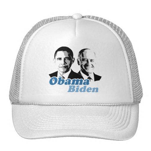 OBAMA BIDEN VERSUS -.png Trucker Hat
