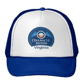 Obama Biden VIRGINIA Gorra