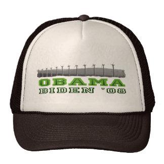 Obama Biden Wind Energy Cool Trucker Hat