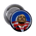 Obama Big Brother Button
