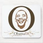 Obama Big O Mousepad
