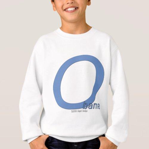 Obama Big O Sweatshirt