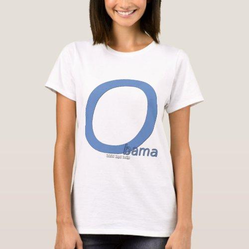 Obama Big O T_Shirt