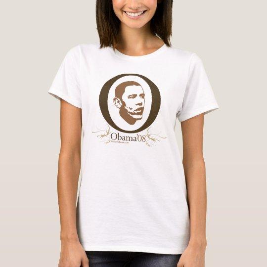 Obama Big O T-Shirt