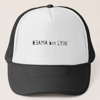 OBAMA-BIN-LYIIN TRUCKER HAT