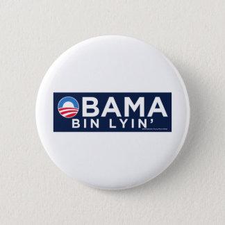 Obama bin Lyin' Button