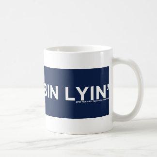 Obama bin Lyin' Coffee Mug