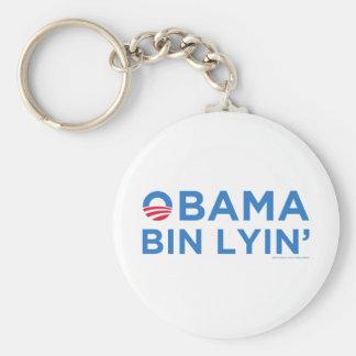 Obama bin Lyin' Keychain