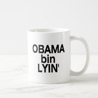 Obama bin Lyin' Mug