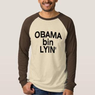 Obama bin Lyin' T-Shirt